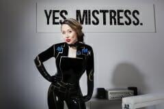 Yes Mistress Daria